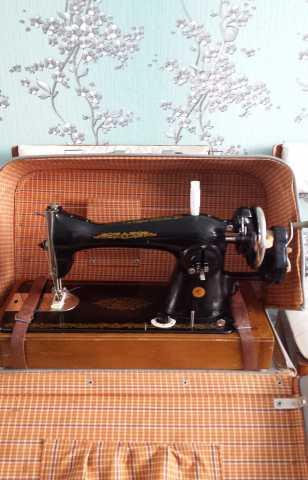 Продам: Швейная машинка ручная