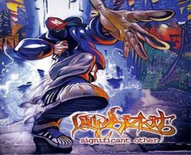 Продам CD Limp Bizkit два альбома