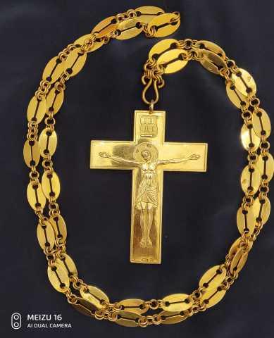 Продам: Старинный наградной наперсный крест