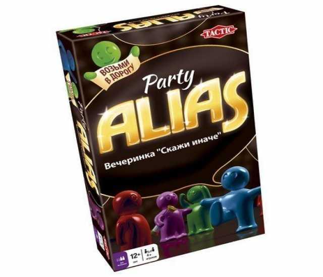 Продам Продам настольную игру Alias