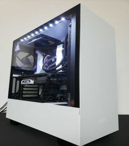 Продам NINJA Gaming PC Intel i7 9700k RTX 2080