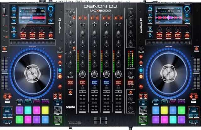 Продам DENON DJ MCX8000 Serato DJ Controller