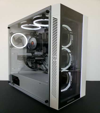 Продам: GAMING PC Intel i7 9700k RTX 2080 16GB