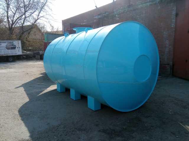 Продам Пластиковые емкости от производителя