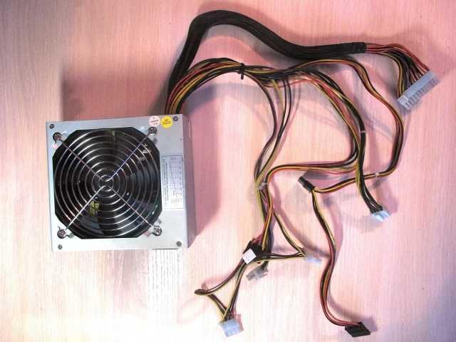 Продам: Блок питания 400 Вт FinePOWER DNP-450