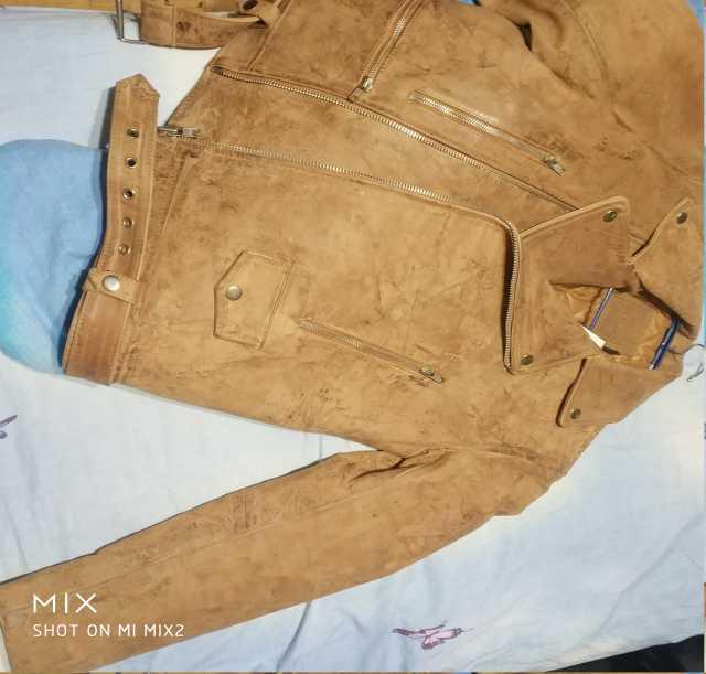 Продам: Новая куртка ASOS {натуральная кожа}