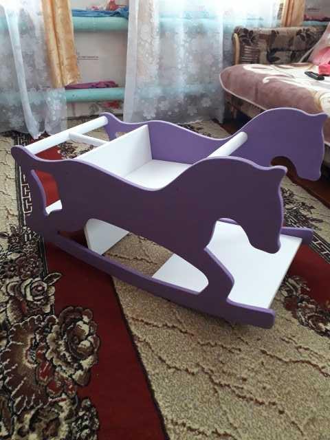Продам Универсальная лошадка-качалка 3 в 1