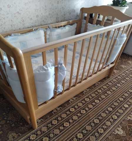 Продам Кроватка детская