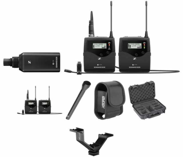 Продам Camera-Mount Wireless Combo Microphone