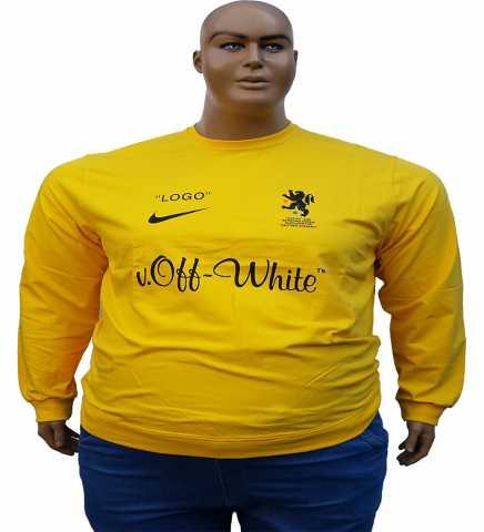 Продам OFF WHITE & NIKE мужской свитшот большог