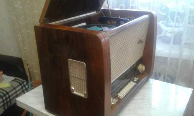 Продам: Радиола Волга в рабочем состоянии
