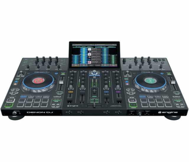 Продам: Denon DJ Prime 4 - Standalone 4-Deck DJ