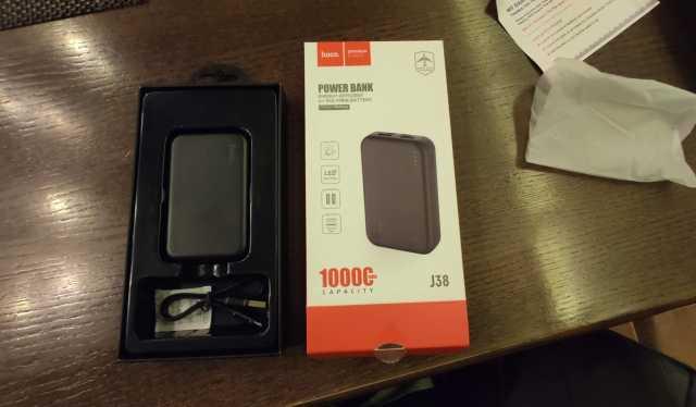 Продам: Внешний аккумулятор POWER BANK hoco 10 0