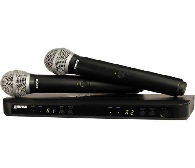 Продам: Wireless Handheld Microphone System with