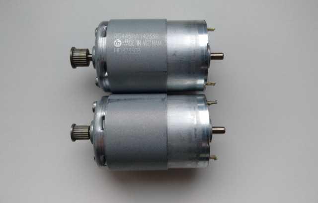 Продам: Электродвигатель, Моторчик RS445PA Epson