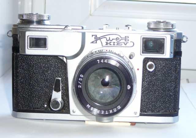 Продам: пленочный фотоаппарат Киев 4А