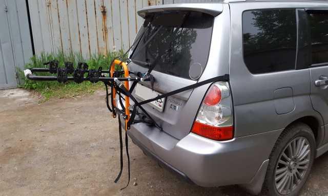 Продам Велокрепление на багажник автомобиля