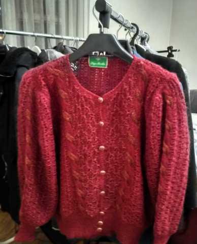 Продам: Теплая женская кофта, размер 52-54