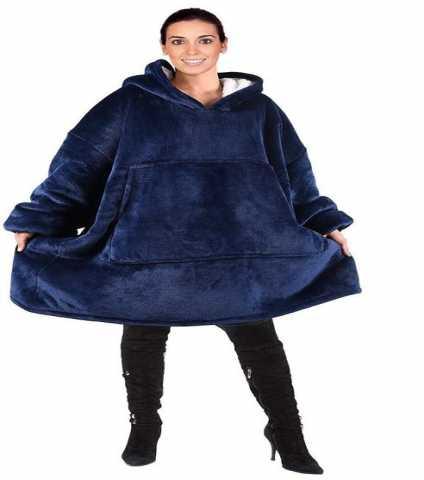 Продам Флисовая толстовка - одеяло