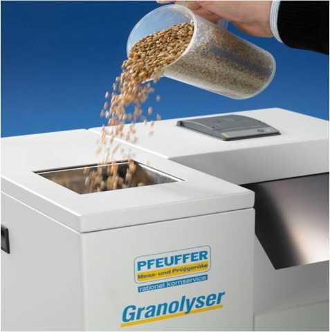 Продам: Анализатор белка в зерне- все стандартны