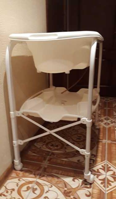 Продам: Подставка под ванночку фирмы CAM складна