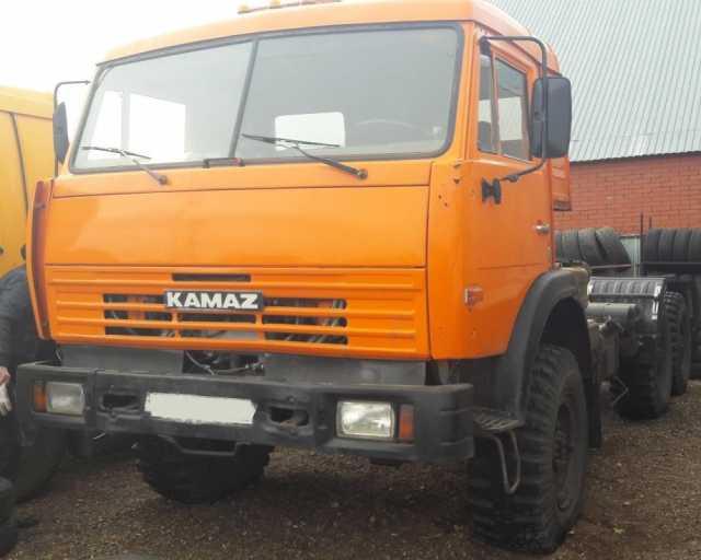 Продам Продам тягач вездеход КАМАЗ-43101