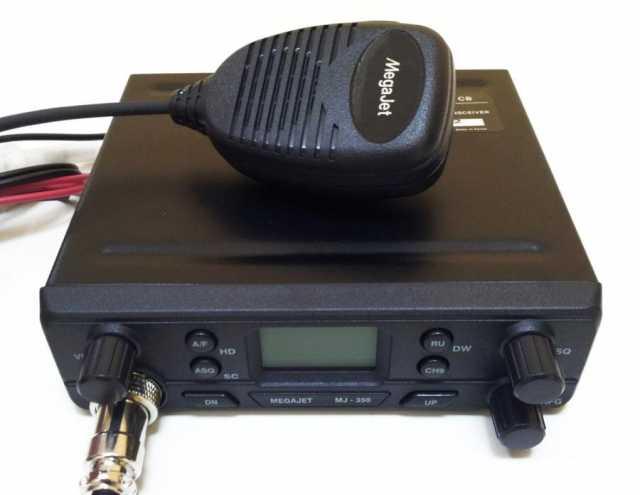 Продам радиостанция MegaJet MJ-350 TURBO