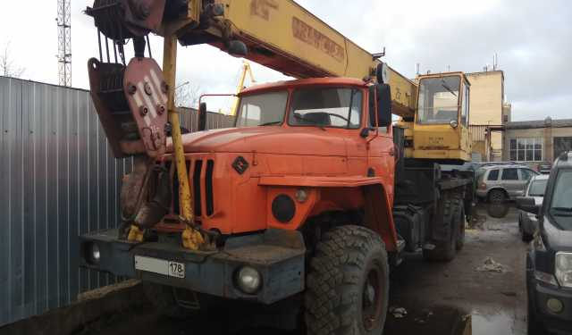 Продам Автокран Ивановец 25 тонн