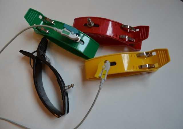 Продам: Электрод-прищепка многоразовый для ЭКГ