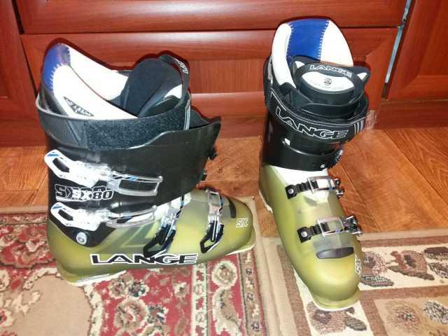 Продам: Горнолыжные ботинки Lange