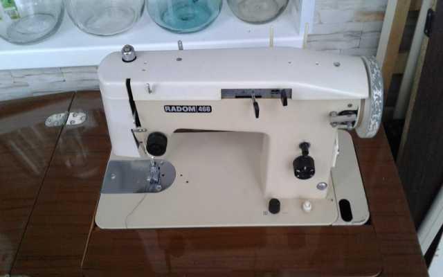 Продам Швейная машина RADOM 466