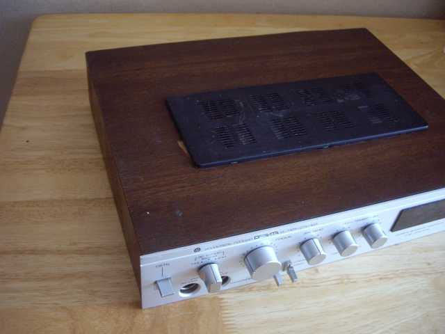 Продам Полный усилитель У-7101