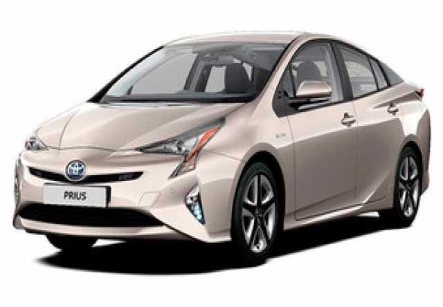 Предложение: Прокат авто Toyota Prius Hybrid в Грузии