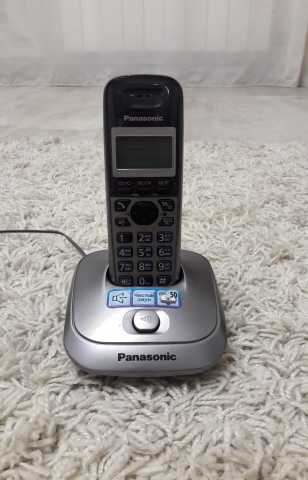 Продам: Радиотелефон Panasonic KX-TG2511RUM, сер