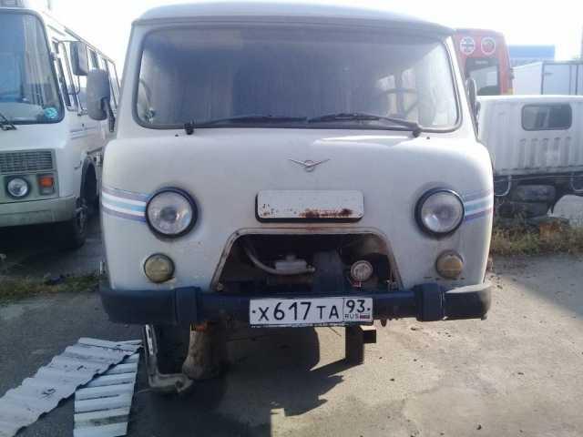 Продам: Автомобиль ПС УАЗ 3909 бригадный для пер
