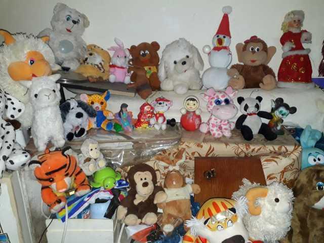 Продам: мягкие игрушки