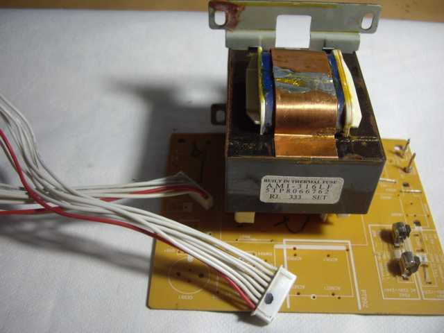 Продам: Трансформатор от музыкального центра Dae