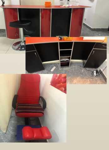 Продам: Кресло для педикюра и стойка