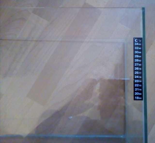 Продам Аквариум с покрывным стеклом