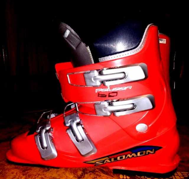 Продам: Ботинки для горных лыж