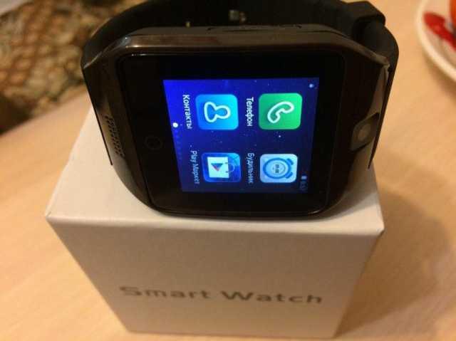 Продам: Умные часы QW09