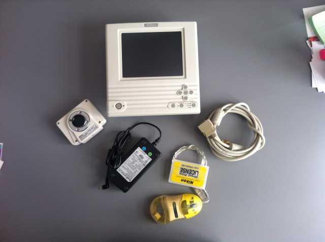 Продам Медицинская камера Nikon DS-L1/Никон DS