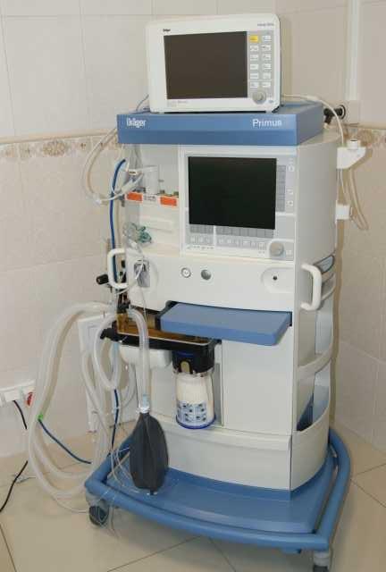 Продам Наркозно-дыхательный аппарат Drager Prim