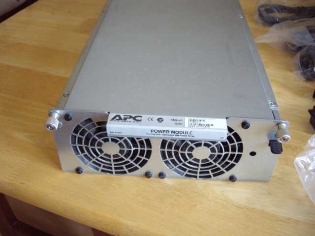 Продам: Cиловой модуль Symmetra APC sypm2KU Новы