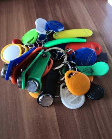 Продам: Домофонные ключи
