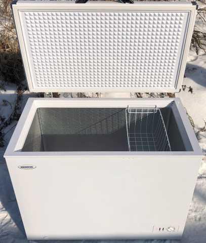 Продам RENOVA FC-320C, морозильный ларь. Достав