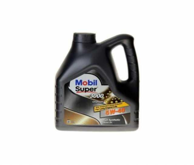 Продам: Масло моторное MOBIL Super 3000 X1 DIEZE