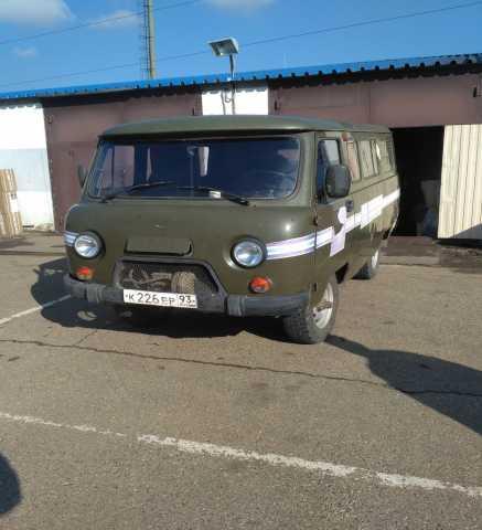Продам УАЗ 3909