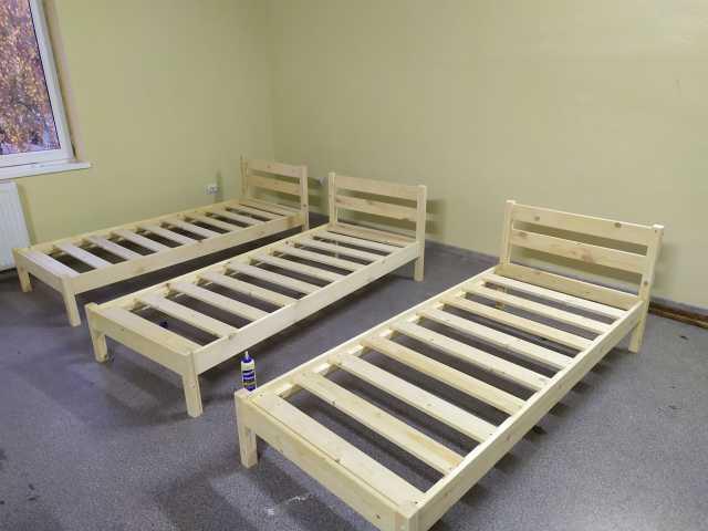 Продам: Деревянная Кровать