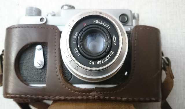 Продам фотоаппарат Зоркий - 2С (СССР)